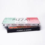 Contenitori per pizza grande formato